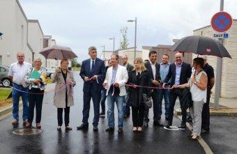 Agen Habitat inaugure 25 logements au Passage d'Agen