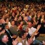 Record d'affluence: 4000 personnes étaient présentes pour écouter et acclamer François Bayrou Jeudi 5 Avril 2007