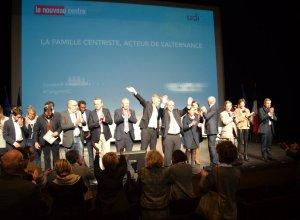 Congrès du Nouveau Centre - Vendôme - 4 et 5 mars 2016