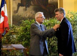 Légion d'Honneur Jean Dionis 13 juin 2015